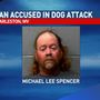 Man accused of commanding dogs to attack other person