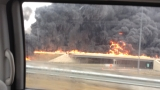 Traffic impact from I-270/US-33 tanker crash