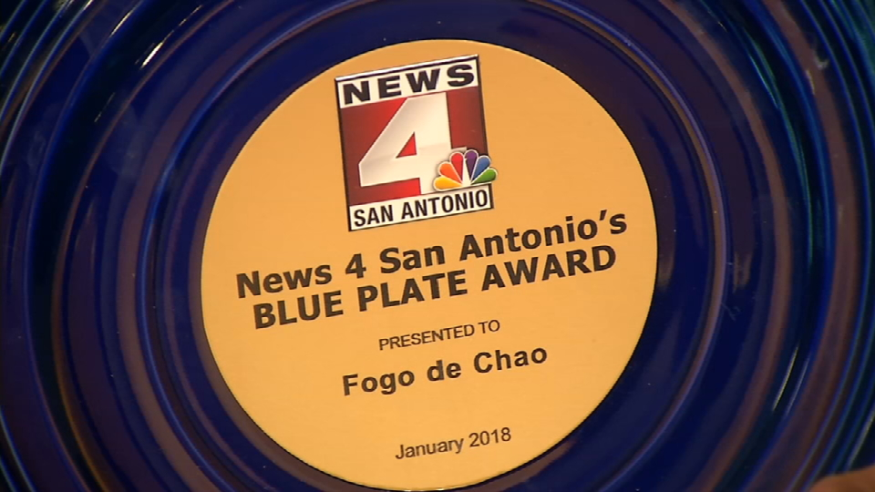 After 2 years it scored a second Blue Plate Award. (News 4 San Antonio){&amp;nbsp;}<p></p>