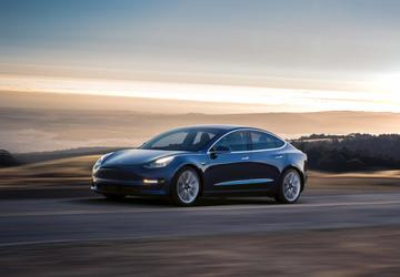 Tesla knocks $1,100 off price of the Model 3