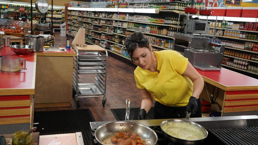 Cincinnati chef wins Food Network competition