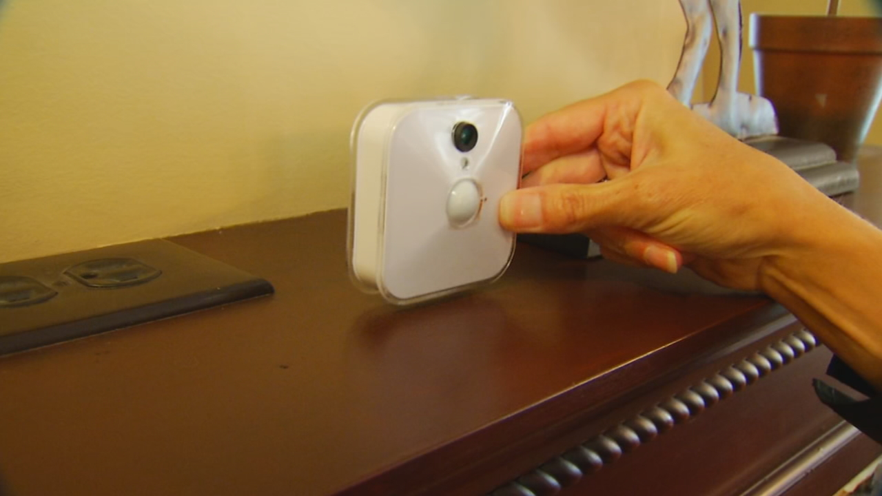Keeping your house safe and secure is easier and more affordable than you may think. (Photo credit: WLOS staff)
