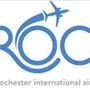 Flight statuses at Rochester International Airport
