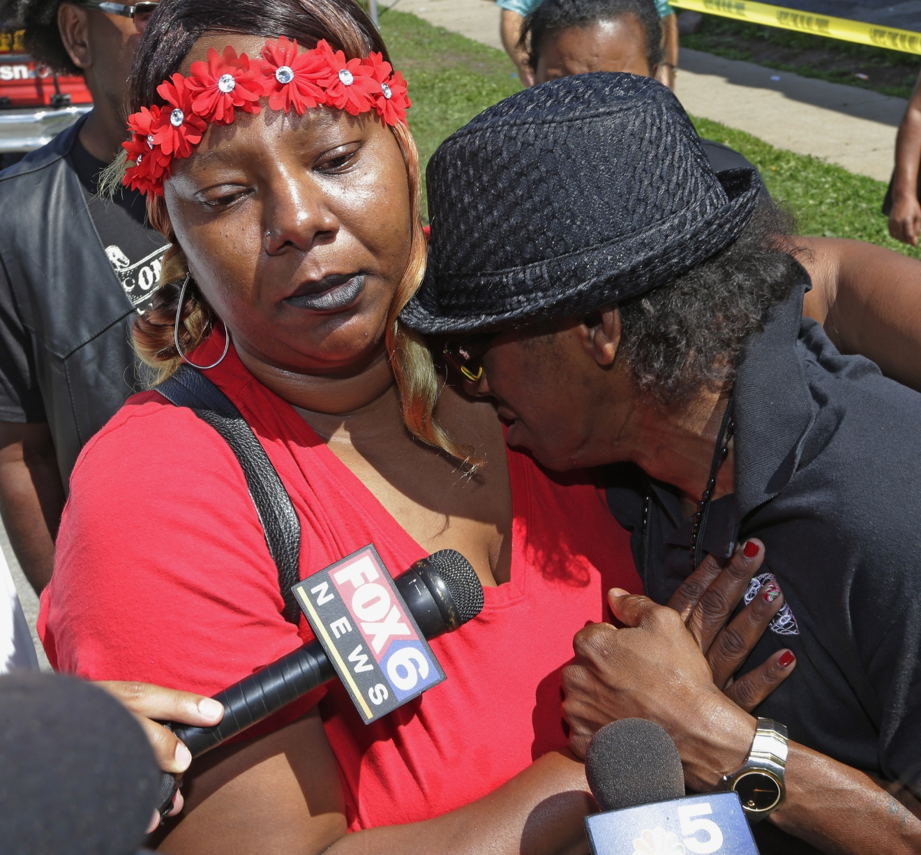 One Person Shot In Milwaukee Protest But No Repeat Of