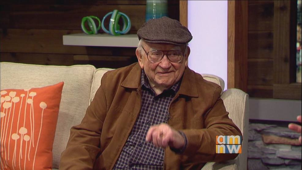 Actor Ed Asner!
