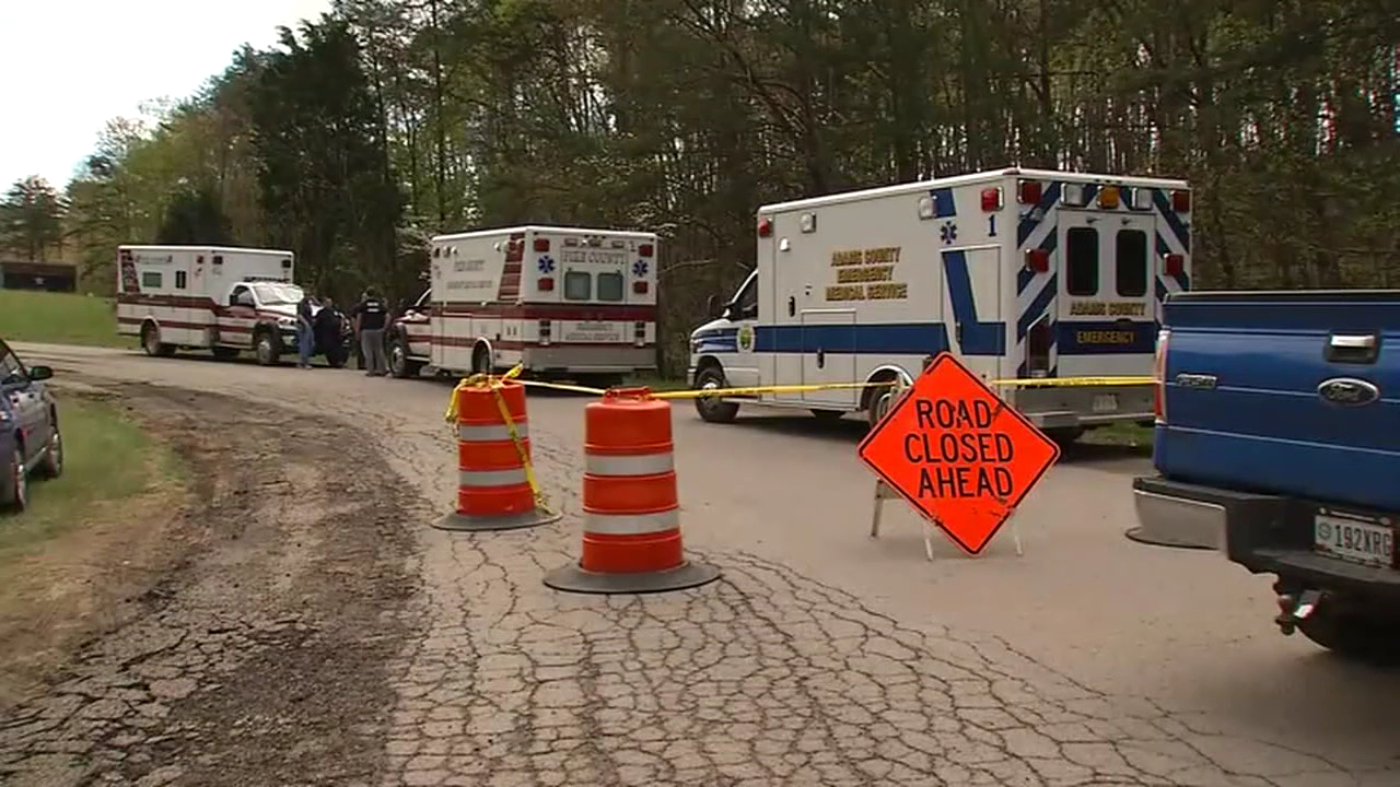 Eight people found dead near Adams/Pike County line in Ohio. (WSYX)