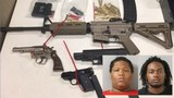 Tip leads to arrest of two young Nashville men; AR-15, other guns seized