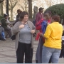 Group gives care packages to homeless in Linn Park