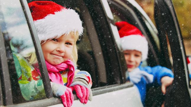 Dangerous driving and the holidays: Facts that will surprise you