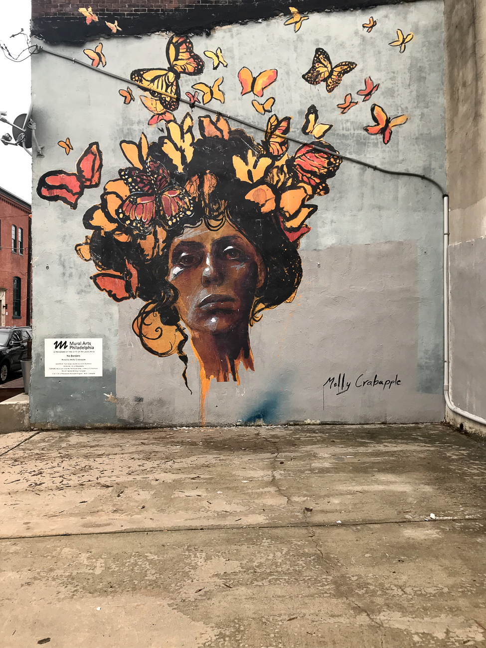 LOCATION: N. Front St. / NEIGHBORHOOD: Kensington (Northern Philly) / Image: Tiffany Hudson // Published: 4.6.18