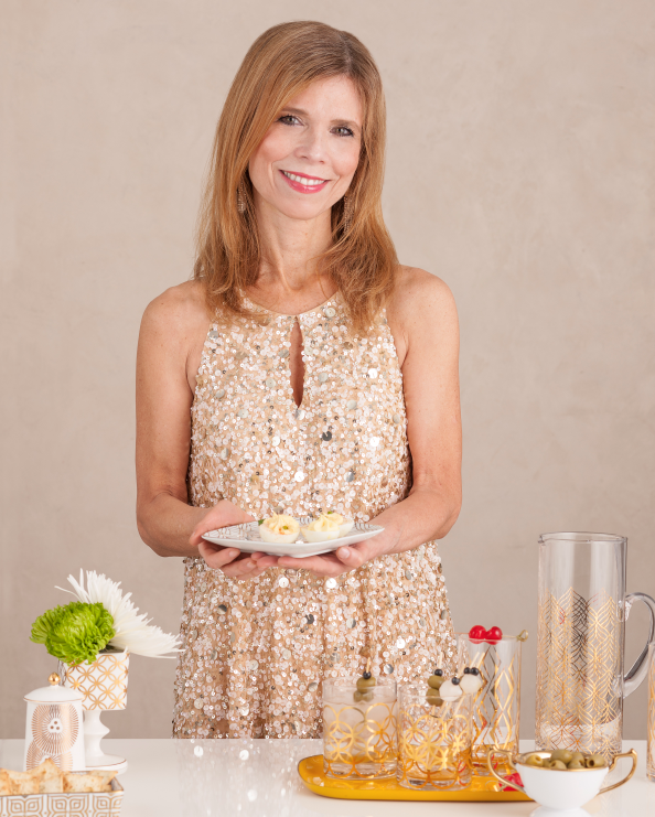 Seattle's Rosanna Bowles of Rosanna Inc. has been dishing up tableware for more than 30 years. (Courtesy Rosanna Inc.)