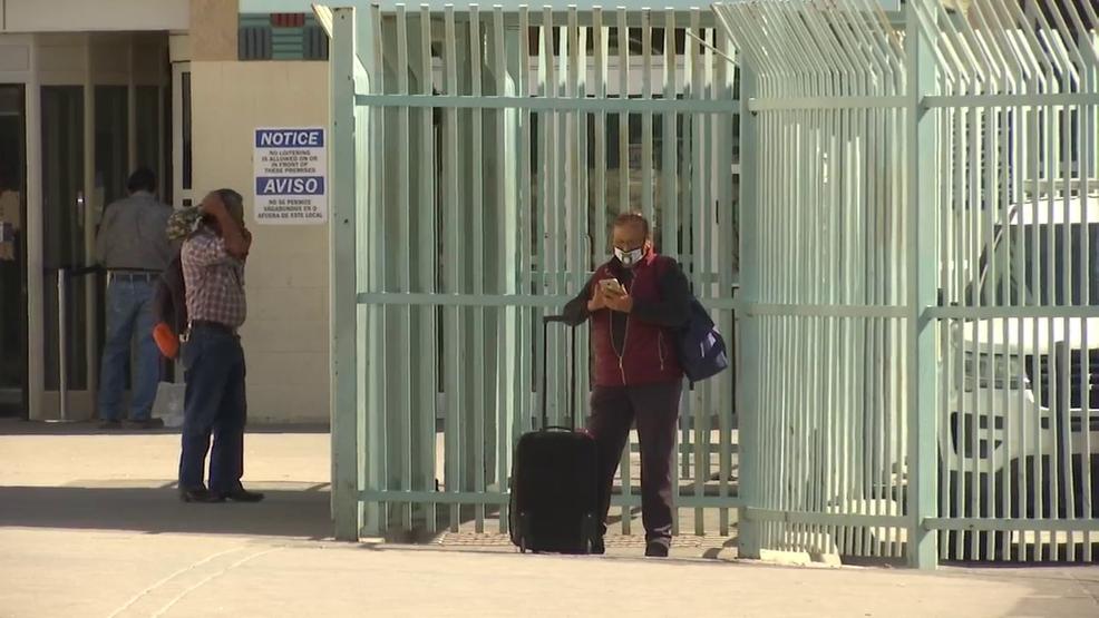Study details trends among those who cross border in El Paso-Juarez region