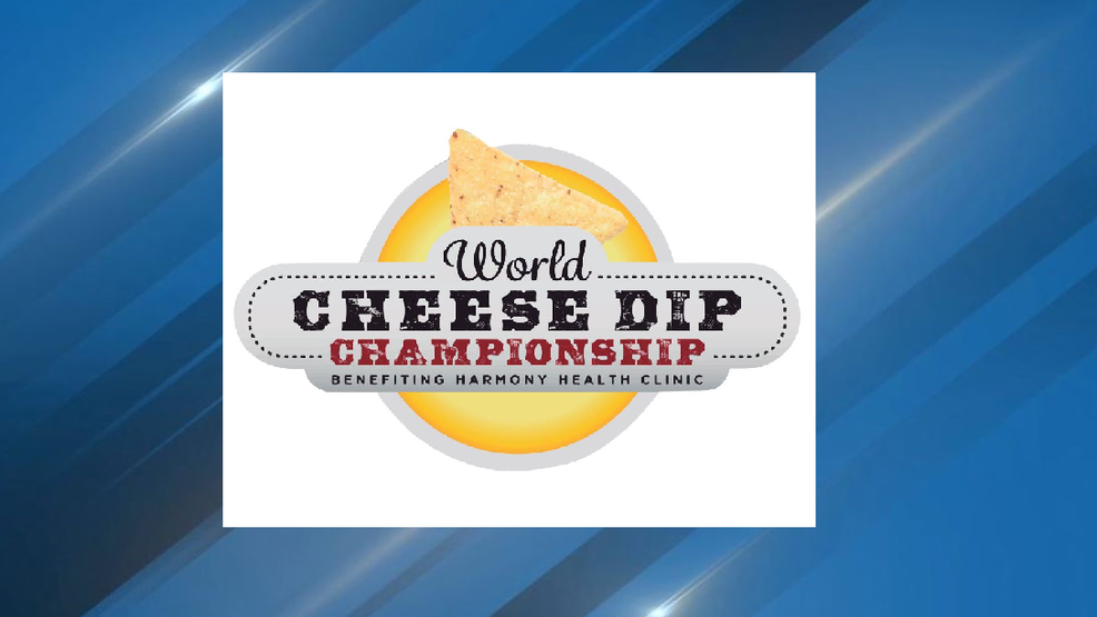 9th annual World Cheese Dip Championship coming back to Little Rock in October