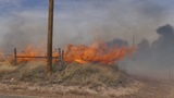 Residents near Paloma and Western asked to evacuate due to wildfires; 200 acres burned