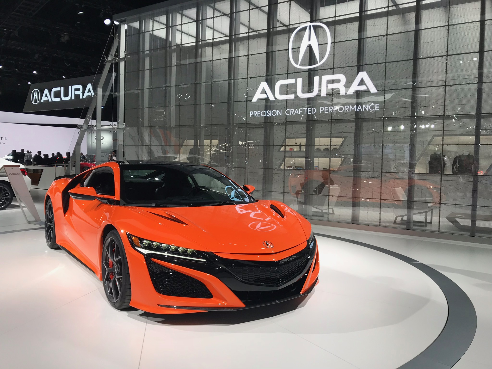 PHOTO GALLERY Cool Cars at the 2018 Los Angeles Auto Show