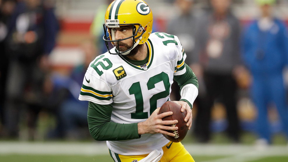 Rodgers named to NFL's All-Decade Team