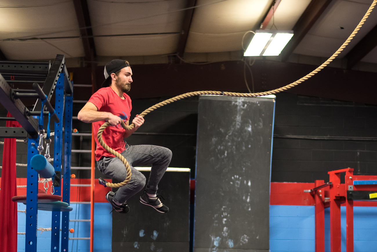 24 Hour Tire >> Train Like A Ninja At This Awesome Blue Ash Obstacle ...