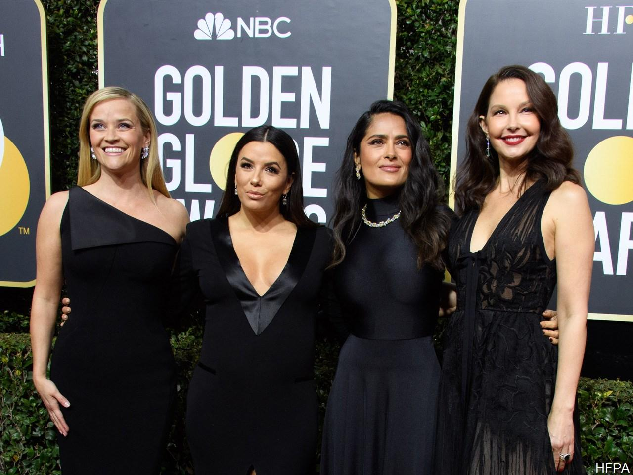 LDS Living article on modest dresses at the Golden Globes raises eyebrows (Photo: HFPA via MGN)