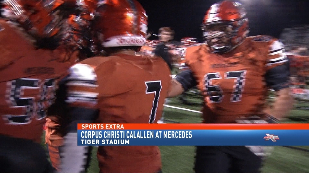 Mercedes Squanders Chances In Loss To Calallen