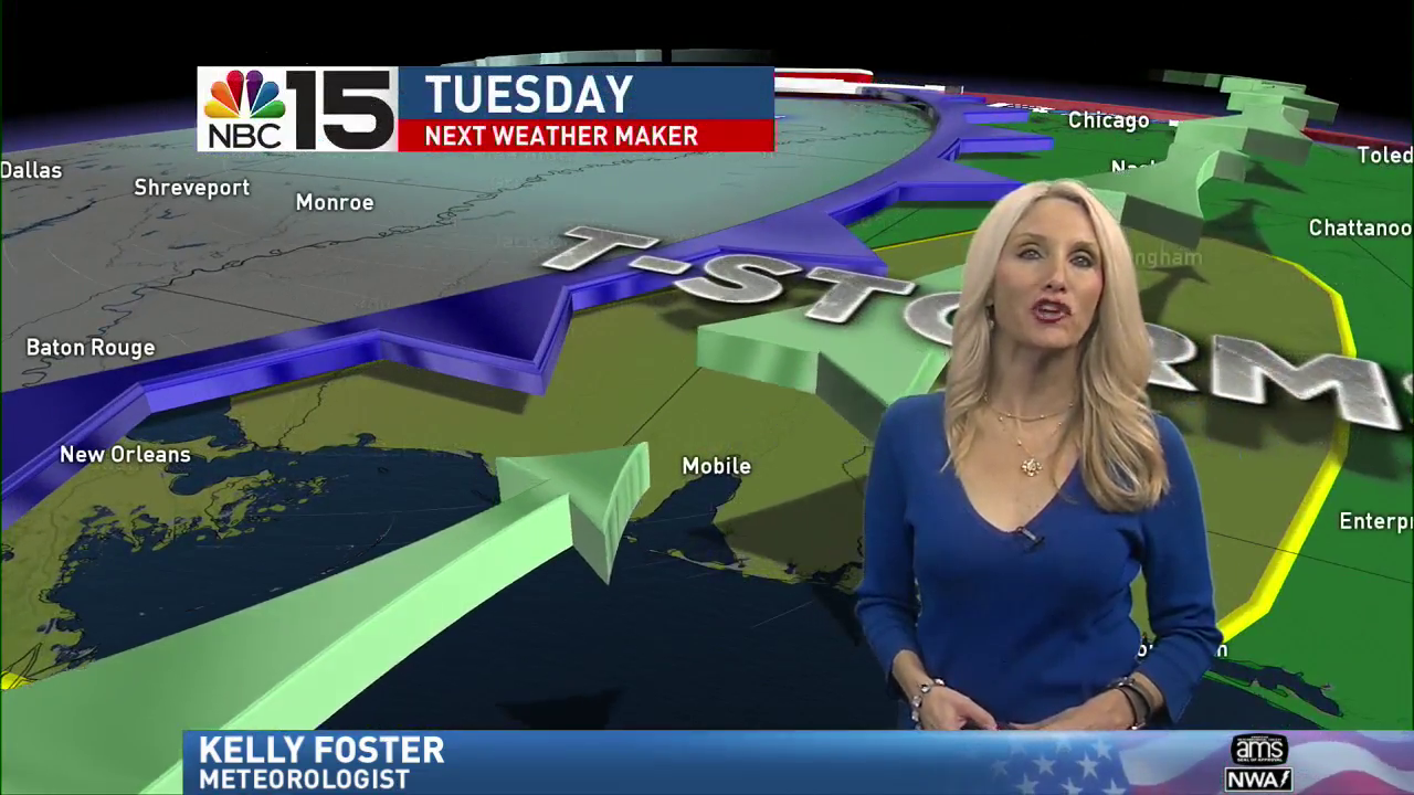 (image: WPMI) Tracking a Tuesday weathermaker