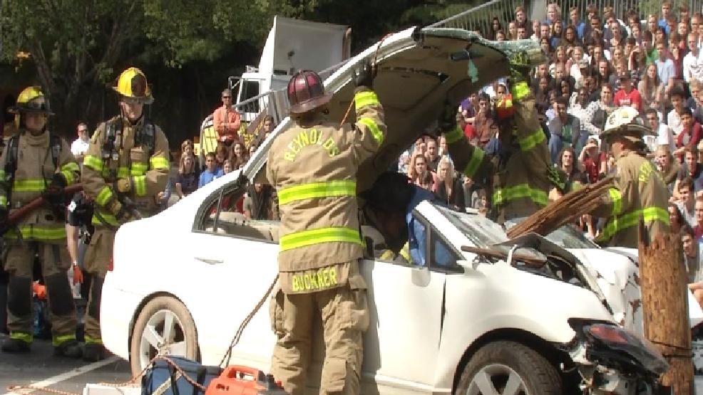 Teen Drivers See Hard Lesson Up Close | WLOS