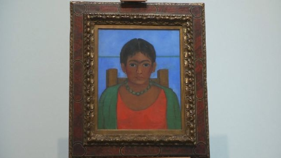 Frida Kahlo Painting Not Seen For 60 Years Up For Auction Kmph