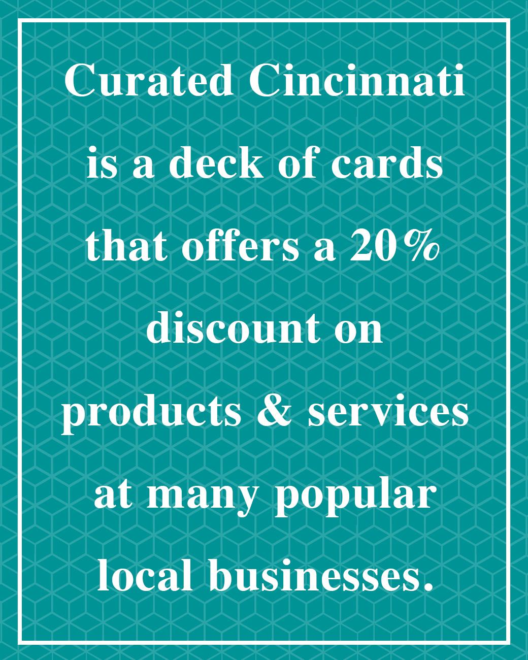 Introducing: Curated Cincinnati!