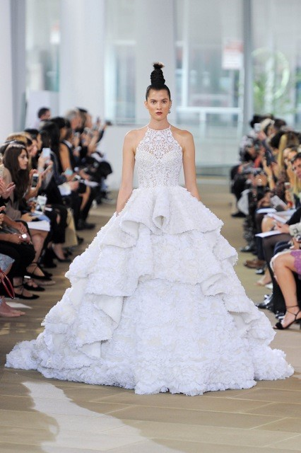 TREND #1: XL Ball Gowns (Ines di Santo )