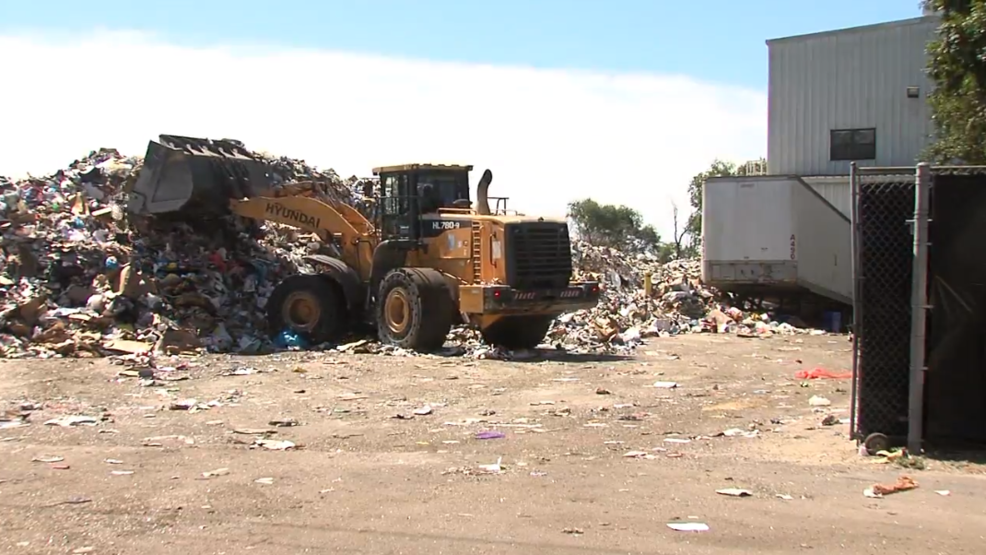 Charleston County's only recycling center repaired after week-long shutdown