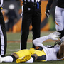 Injured Steelers LB Shazier transferred to Pittsburgh