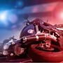 Early morning motorcycle crash leaves one person with life-threatening injuries