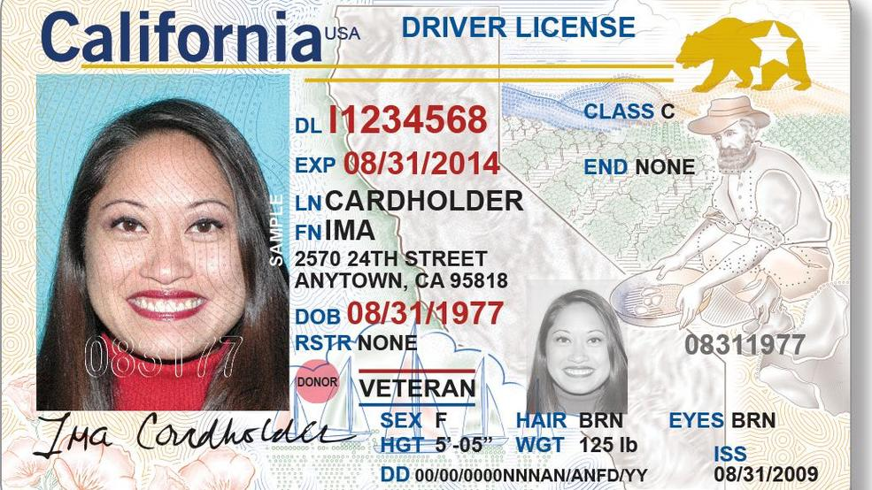 Real Get Residents California Id A Can Soon Kmph