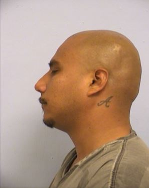 Rodolfo Sarabia, 30, is wanted for aggravated assault with a deadly weapon. (Photo courtesy: Lone Star Fugitive Task Force)