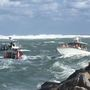 Nine lives saved in dangerous rescue in Jupiter Inlet