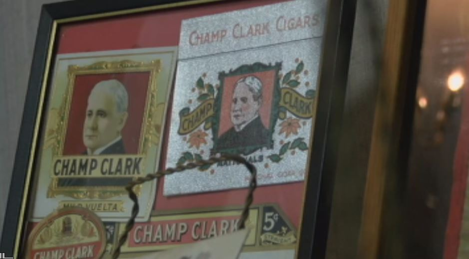 Champ Clark ran unsuccessfully for U.S. president in 1912 on the democratic ticket