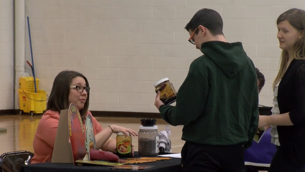 Health and Wellness Fair brings lessons of nutrition to Brooke High School