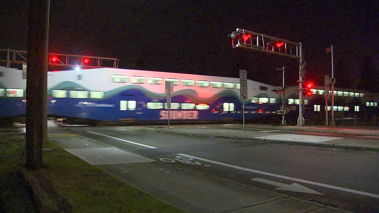 Lakewood leaders gave a chilly reception to a new high-speed rail plan for Amtrak trains that starts running later this month. (Photo: KOMO News)