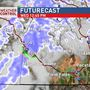 A wintry mix is on the way