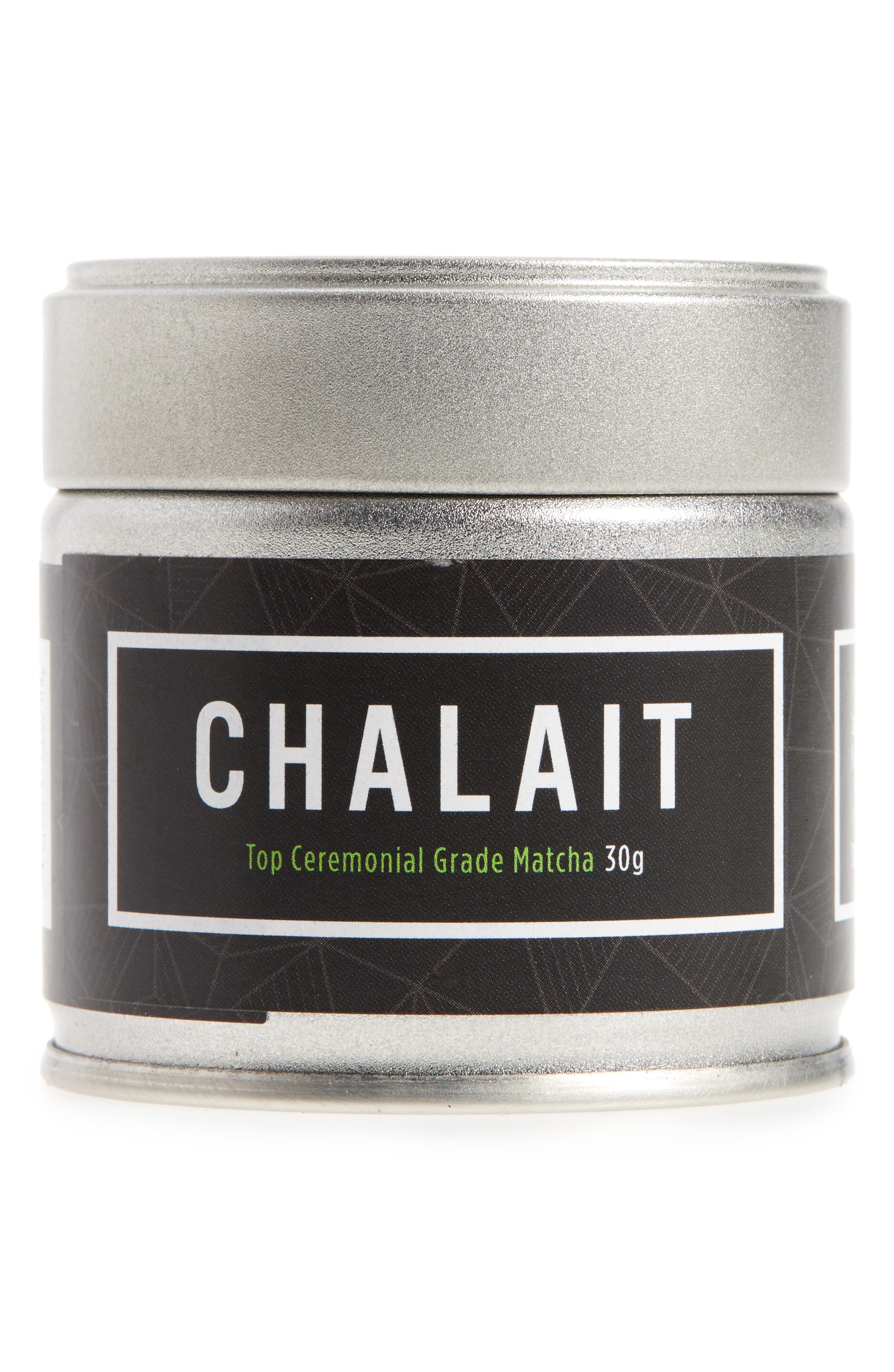 Don't ever settle for less than top grade matcha again. Chalait Top Ceremonial Grade Matcha - $45. More info at Nordstrom.com/POP (Image: Nordstrom)