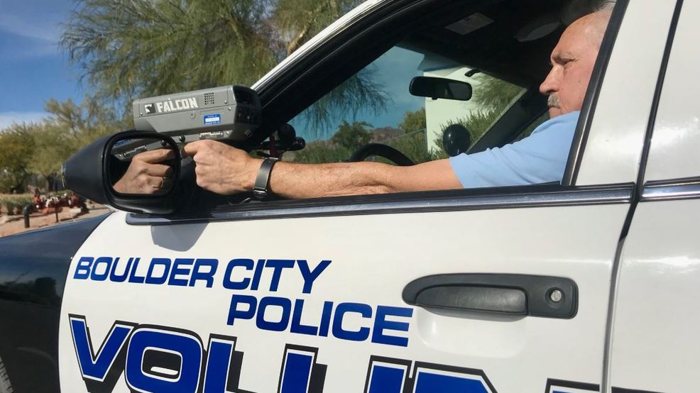 Boulder City police using volunteers to help catch 'speed demons'