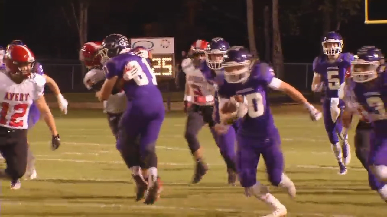 Cherokee, Mitchell only WNC teams to get byes in football playoffs