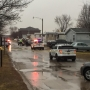 One person shot in North Liberty, suspect at large
