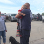 Nebraska Task Force 1 returns home from Texas