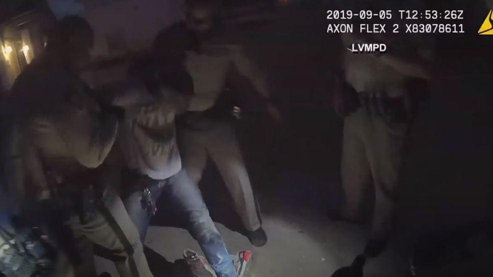 I can't breathe': Man dies in police custody, body cameras