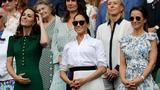 Halep says she was star struck at meeting duchesses at Wimbledon