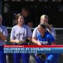 Luther slugs St. Scholastica in regional opener