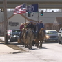 Heartland group rides horses across Iowa to raise money for Camp Sunnyside