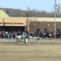 Hundreds of students across Siouxland walk-out for Parkland, gun safety