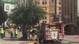 Underground electrical fire burning in downtown El Paso