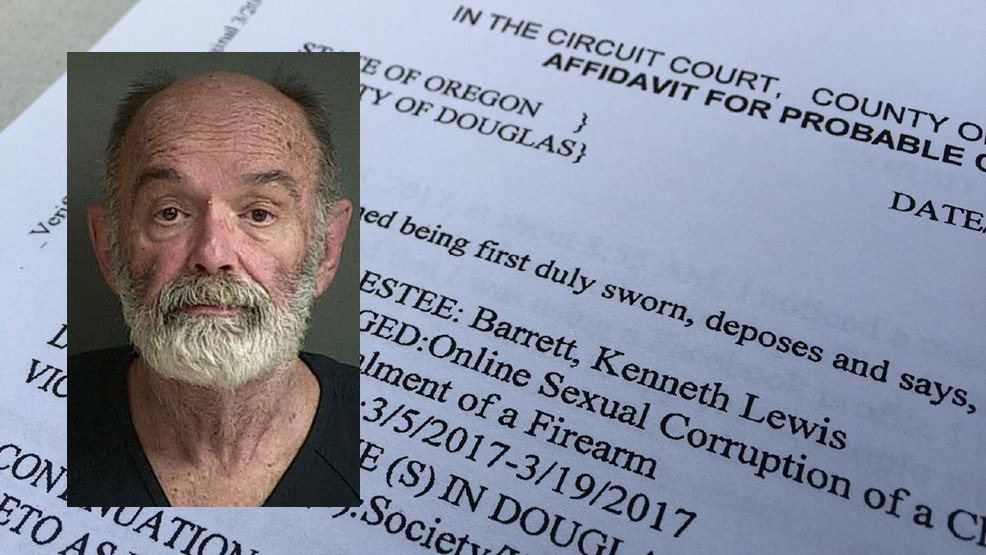 Charged with Online Sexual Corruption of a Child, mayor of Oregon town  resigns